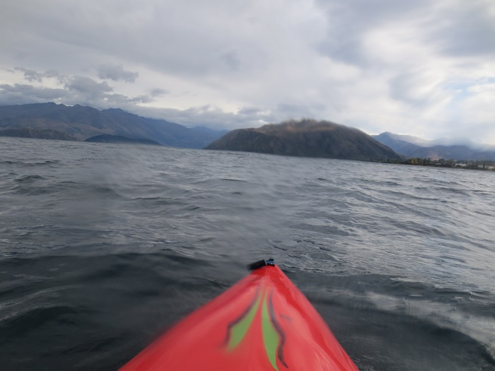Kayak i Wanaka